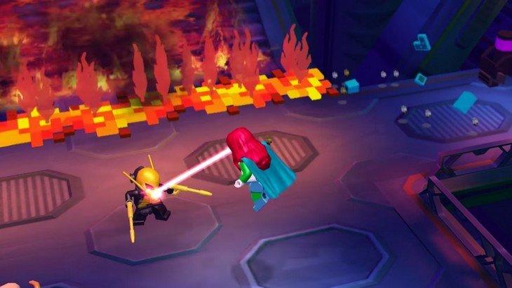 LEGO Batman : Beyond Gotham pour iPhone et iPad est disponible