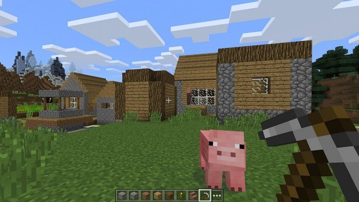 Minecraft : nouvelle version pour Windows 10 le 29 juillet