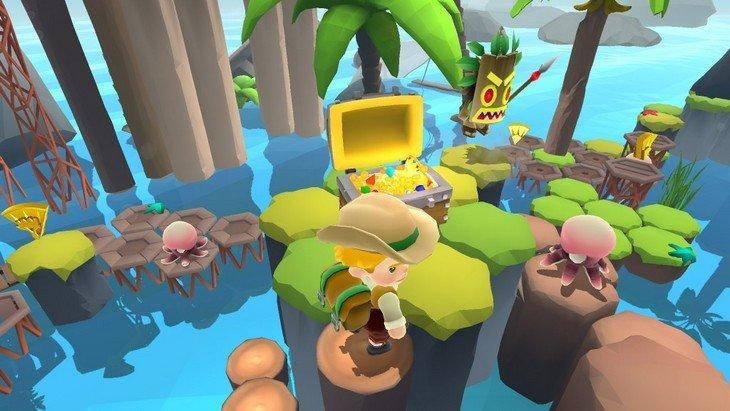 Nono Islands : devient Indiana Jones dans ce jeu iPhone rigolo