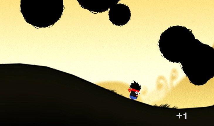 Rush Hero : évite les rochers dans ce jeu de course (iPhone / Android)