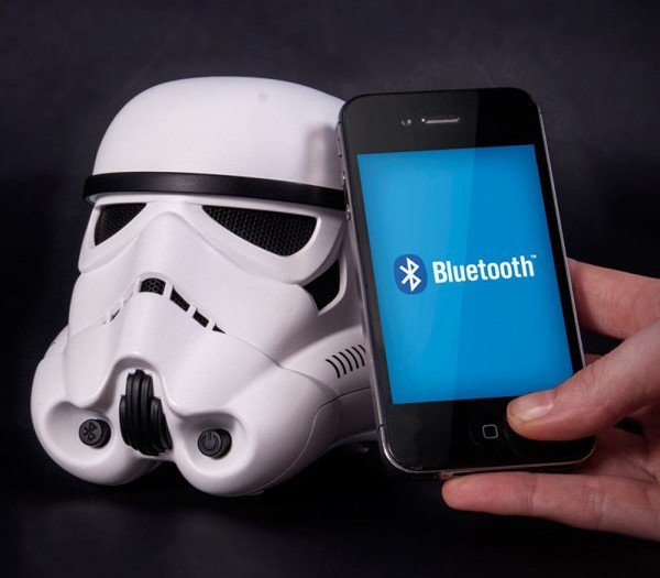 StormTrooper Bluetooth Speaker bluetooth