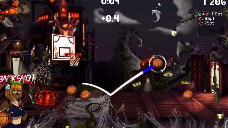TIP-OFF Basketball 2 : quand shooter devient un art sur Android