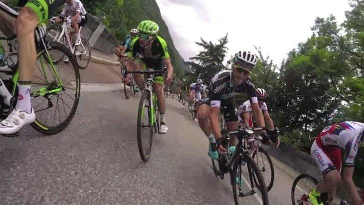 Tour de France GoPro