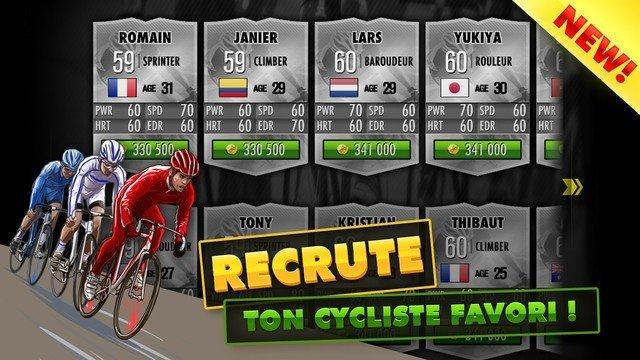 Tour de France le jeu