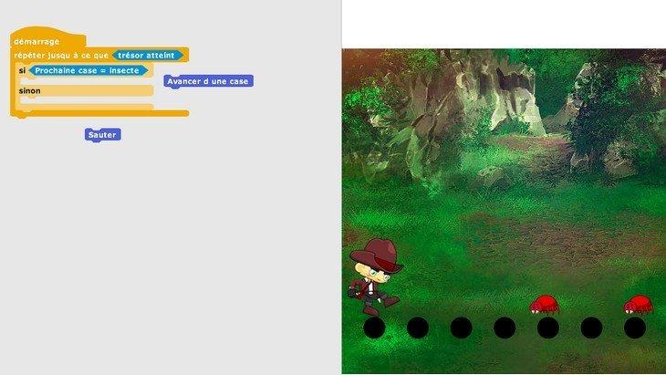 Kidscod.in : une méthode pour apprendre à coder pour les enfants