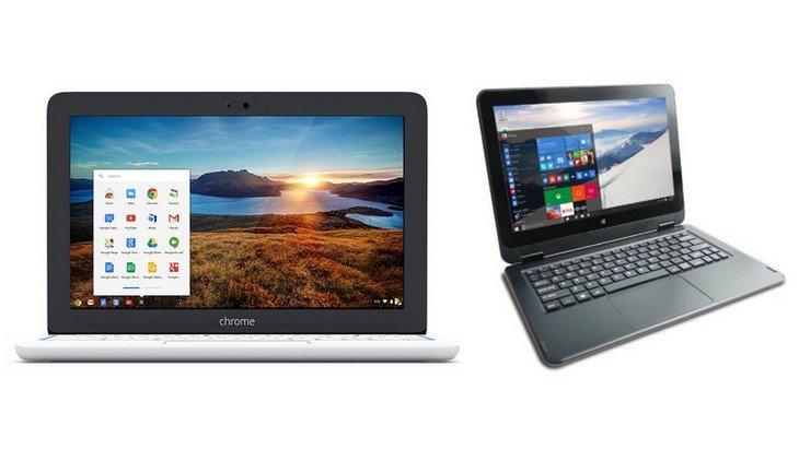 Chromebook et Archos Flip : deux portables PC alternatifs pour la rentrée !