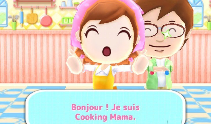 Le jeu Cooking Mama fait son retour sur Android et iPhone. Prêt pour être un masterchef ?