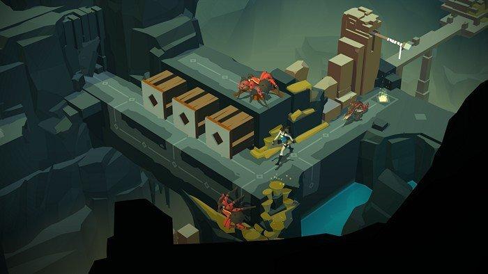 Lara Croft Go Gameplay autre