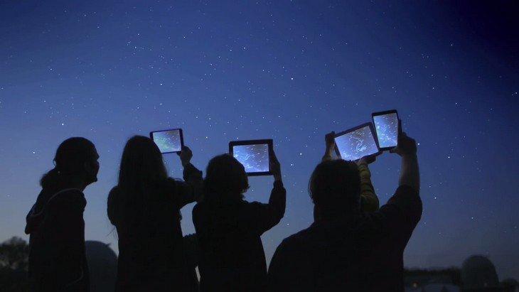 Nuit des étoiles 2016 : quelles applications utiliser ?