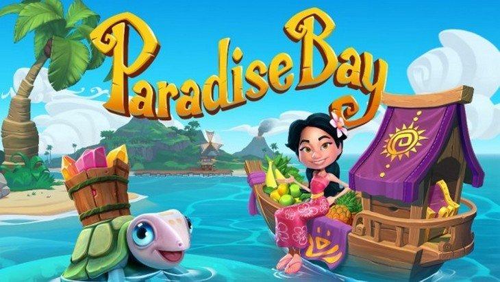La Baie du Paradis : le jeu de simulation paradisiaque par les créateurs de Candy Crush