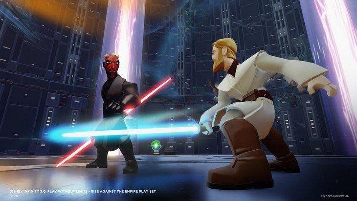 Sortie de Disney Infinity 3.0 Star Wars : toutes les infos