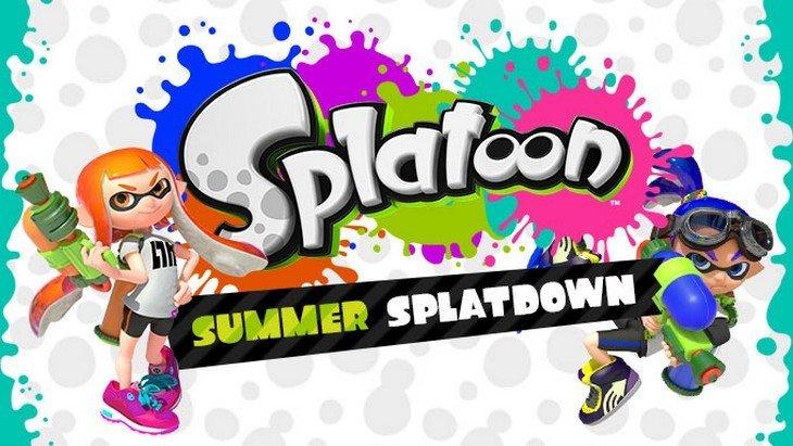 Splatoon est gratuit une semaine dans une version démo