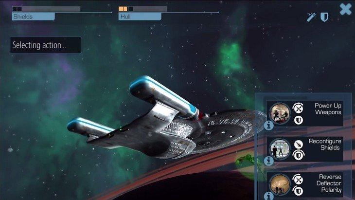 Star Trek Timelines bientôt sur iPhone et iPad : c'est logique, capitaine Kirk