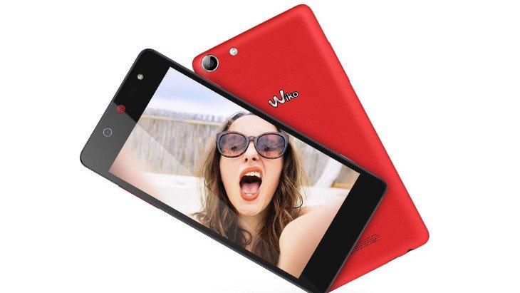 Wiko Selfy 4G : le smartphone pour les selfies à moins de 200 €