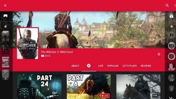 Lancement de YouTube Gaming, l'alternative de Twitch