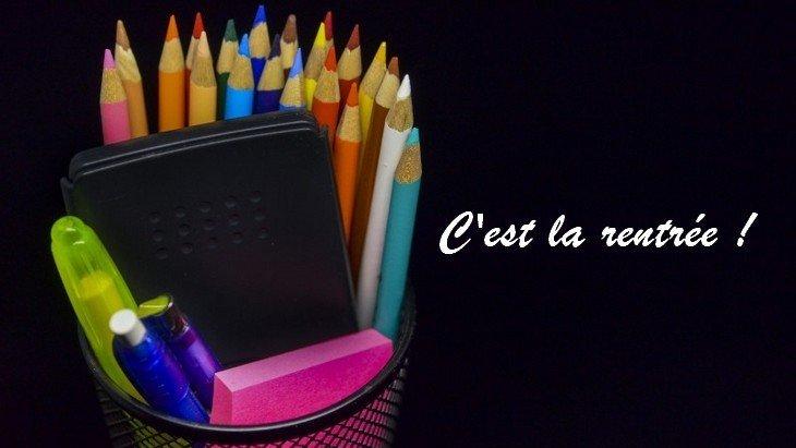 Rentrée scolaire 2018 : 8 applications pour aider tes parents