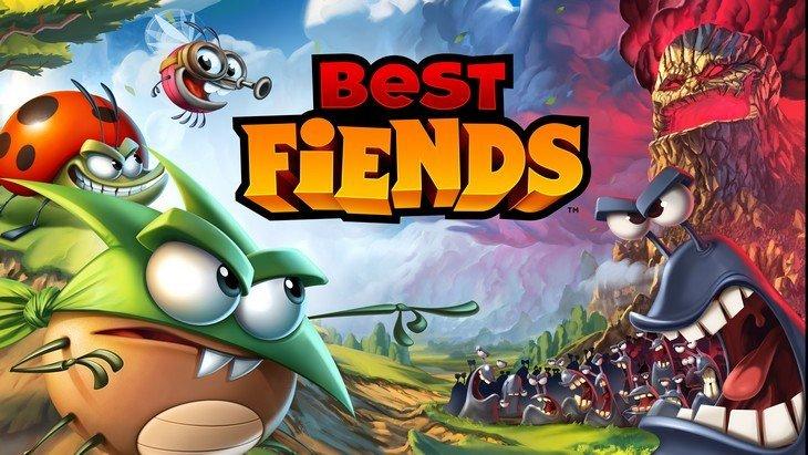 Best Fiends : le jeu de puzzle rigolo avec plein de petites bêtes à l'intérieur