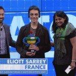Eliot Sarrey prize