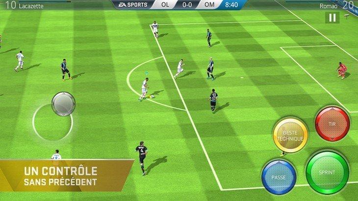 FIFA 16 disponible et gratuit pour Android, iPhone et iPad !
