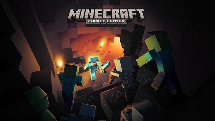 Minecraft Pocket Edition  : tu peux jouer en réseau local maintenant