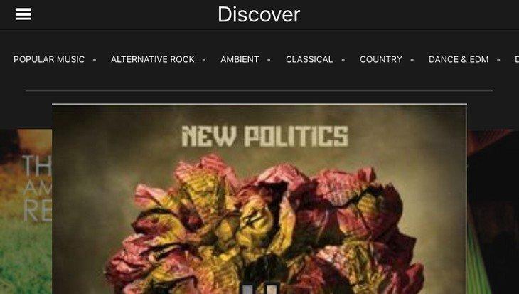 Mixtr, l'application de streaming musical pour découvrir les stars de demain