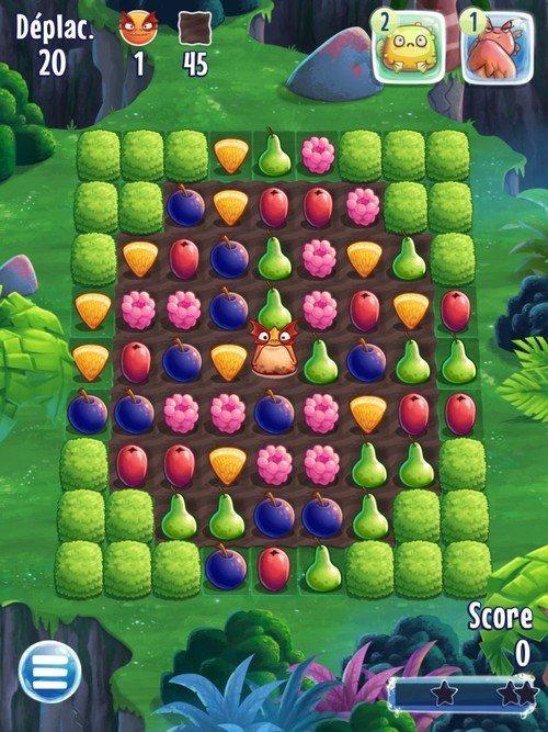 Nibblers gameplay