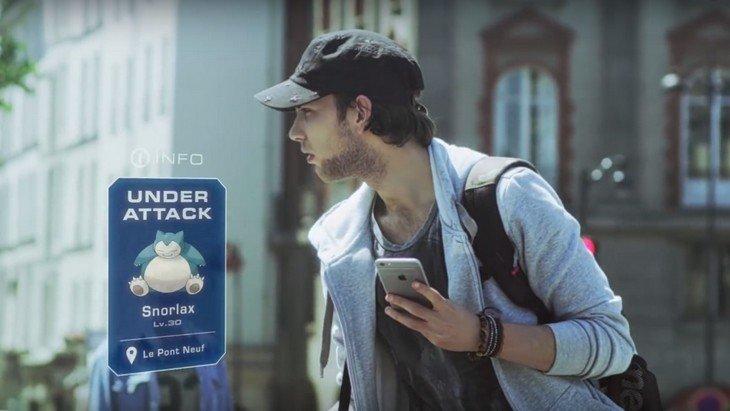 Pokémon Go : le jeu de réalité augmentée à découvrir en vidéo