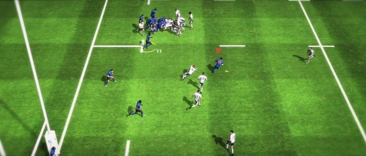 Rugby World Cup 2015 gameplay