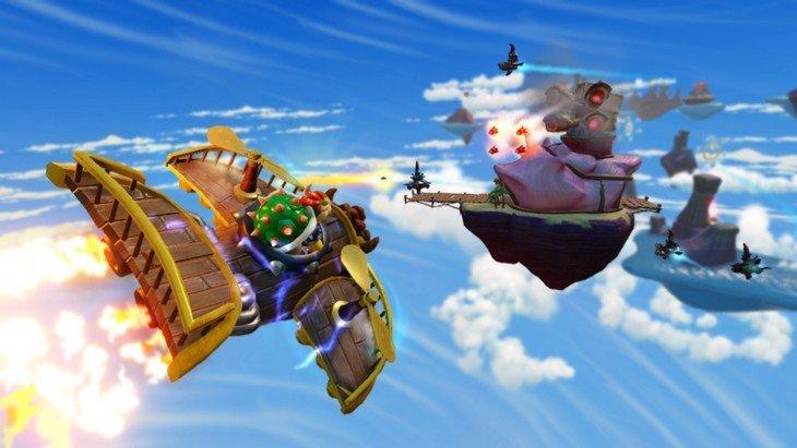 Skylanders SuperChargers disponible : en voiture avec les «jouets-vidéo» !