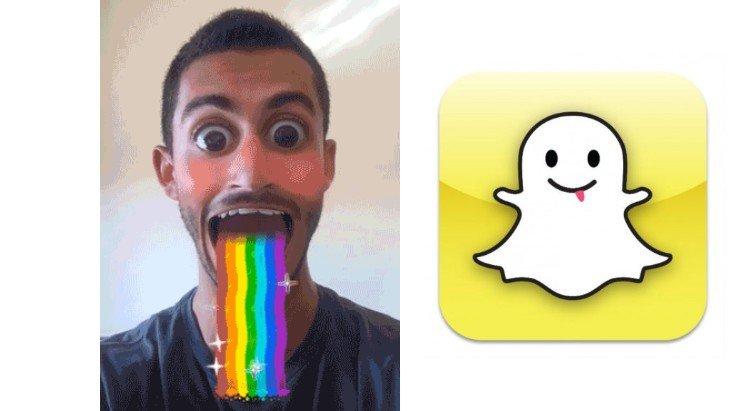 Mise à jour Snapchat : les filtres arrivent pour la caméra dorsale