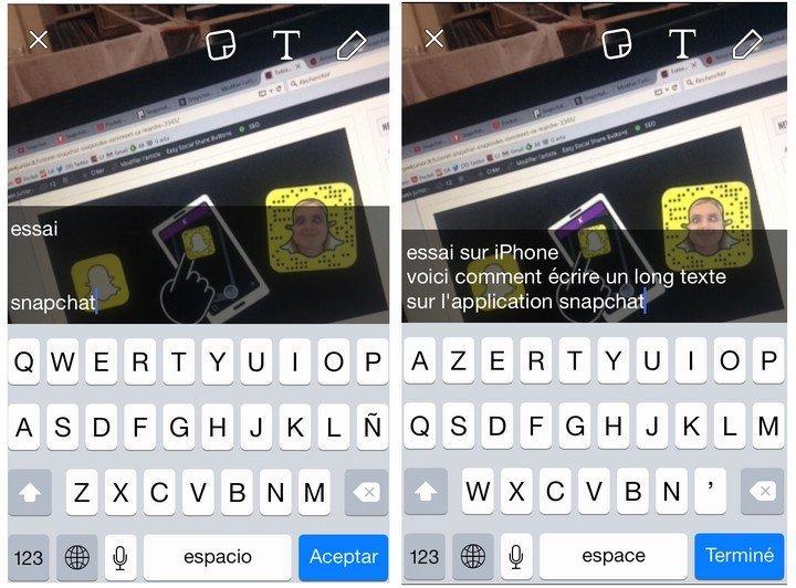 Ajouter Un Texte Sur Une Photo Iphone