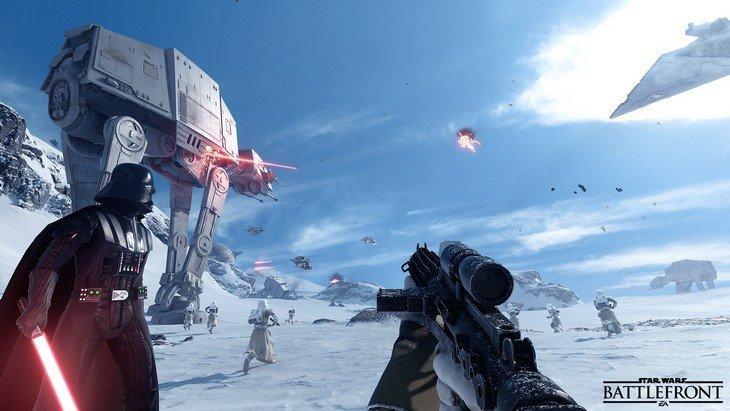 Star Wars Battlefront : quel contenu dans la version bêta (PC, PS4 et Xbox One) ?