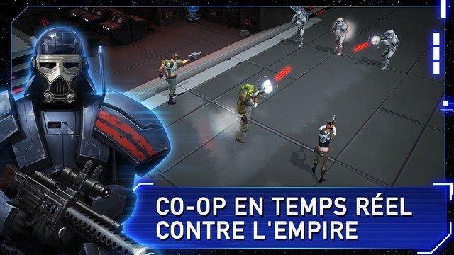 Star Wars Insurrection co-op
