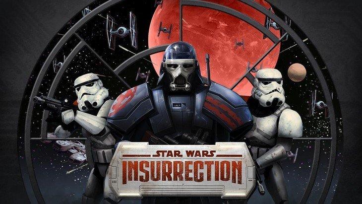 Star Wars: Insurrection, un jeu de rôle sur Android et iOS