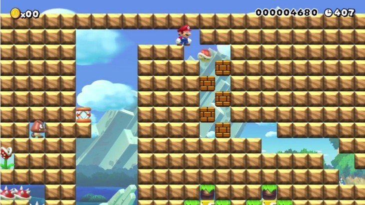 Super Mario Maker : des nouveaux niveaux par milliers !