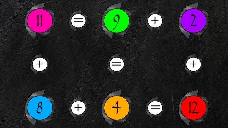 Surfin' Square : un excellent casse-tête mathématique pour iPhone et iPad