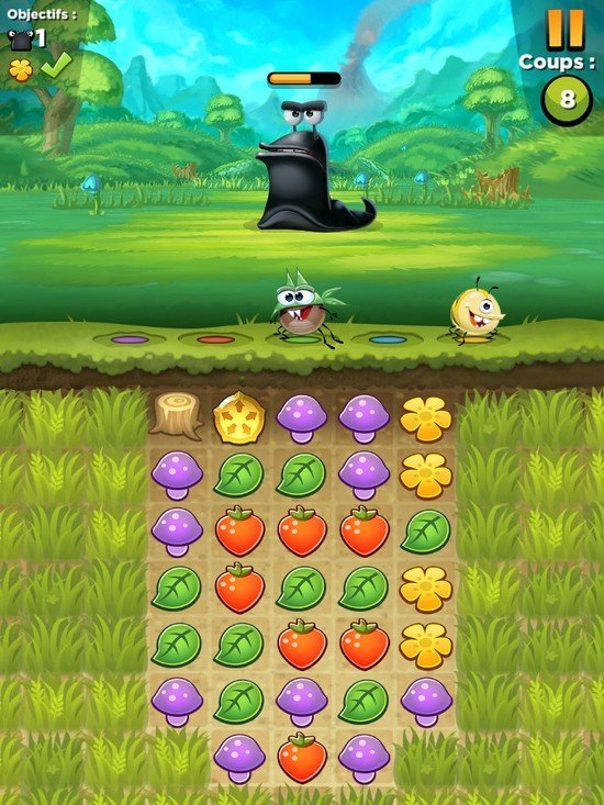 best fiends gameplay