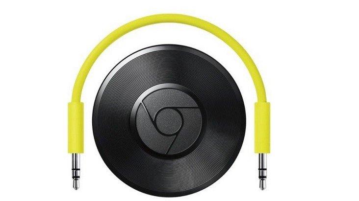 Chromecast Audio : la petite nouveauté qui révolutionne la musique