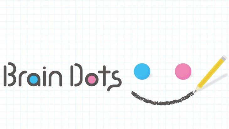 Brain Dots : le jeu gentiment prise de tête sur Android et iPhone
