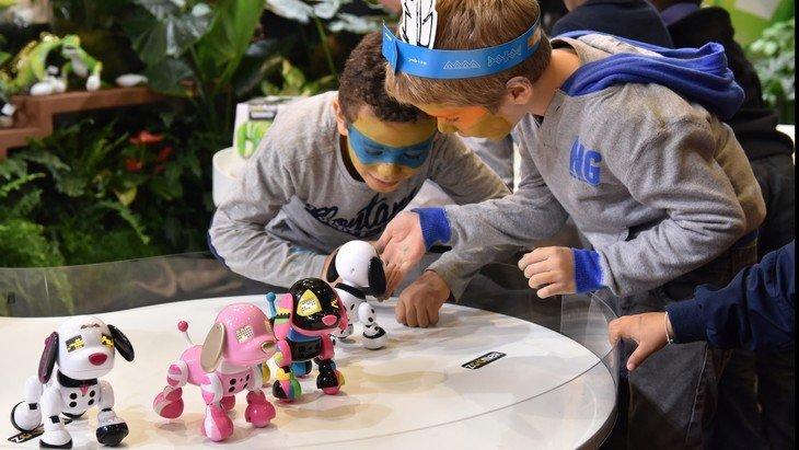 Kidexpo jusqu'au 21 octobre à Paris : le salon préféré des enfants