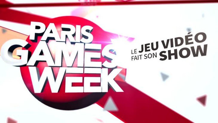 Paris Games Week 2015 : c'est parti !
