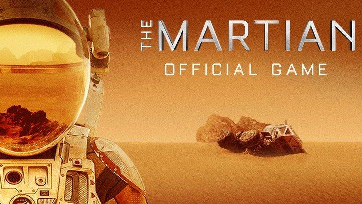 Seul sur Mars : le jeu officiel disponible sur Android et iOS