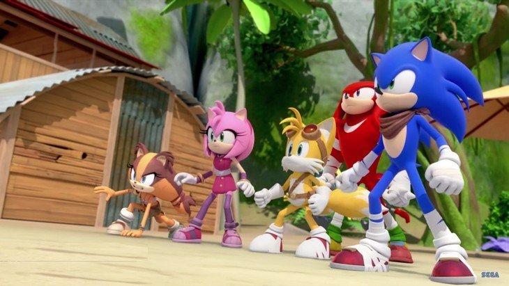 "Sonic Dash 2: Sonic Boom sur Android et iOS : ""Supersonic"", ou presque…"