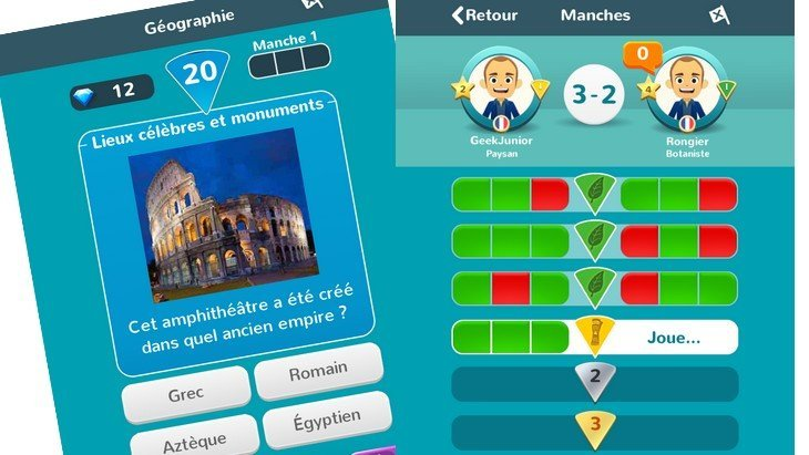 Trivial Pursuit & Friends débarque sur mobile et tablette !
