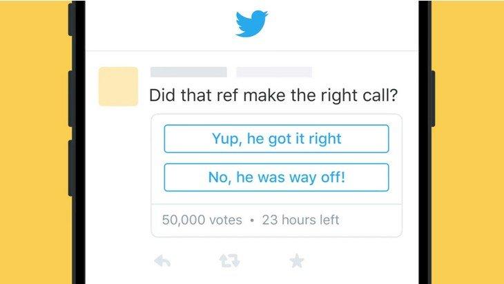 Les mini-sondages disponibles sur Twitter ! Voici comment faire.