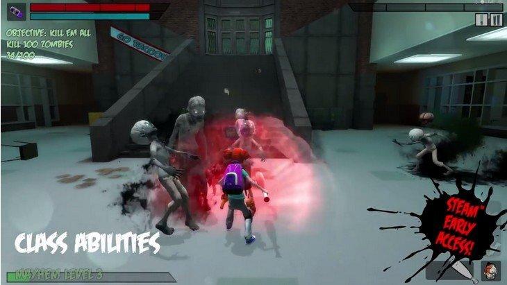 Halloween : quels jeux pour chasser les zombies ?