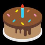 birthday cake snapchat