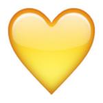 emoji coeur Snapchat