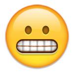 emoji sourire Snapchat