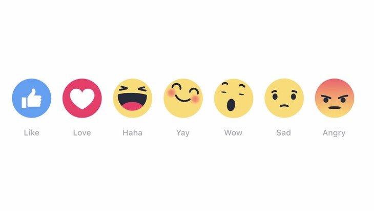Facebook : le bouton « J'aime » ne sera plus seul
